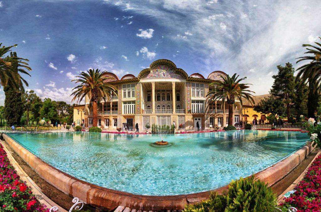 Eram Garden, places to visit in Shiraz