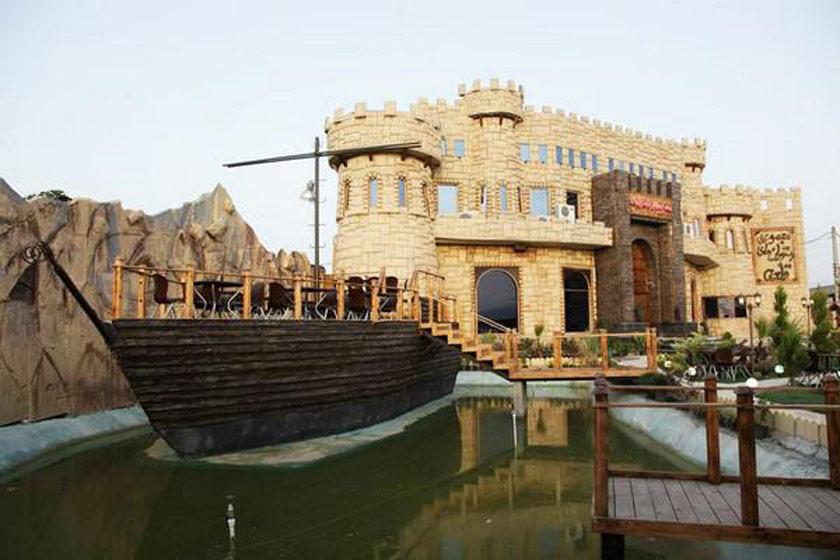 Castle Qeshm Restaurant