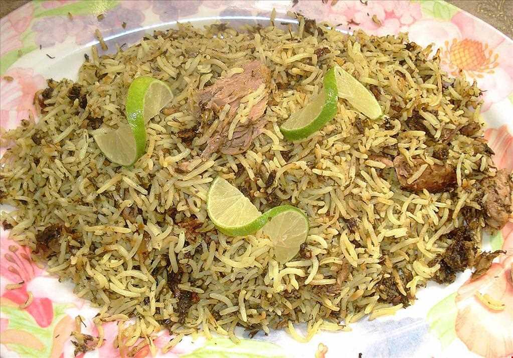 Best Local Food in Qeshm hawari