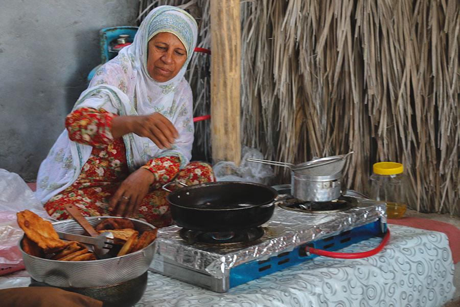 why visit Qeshm food