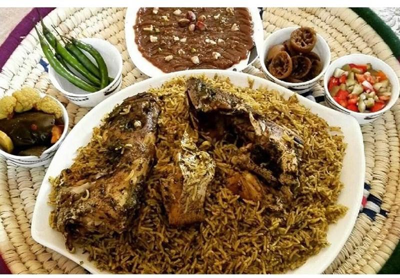 Best Local Food in Qeshm shark podini