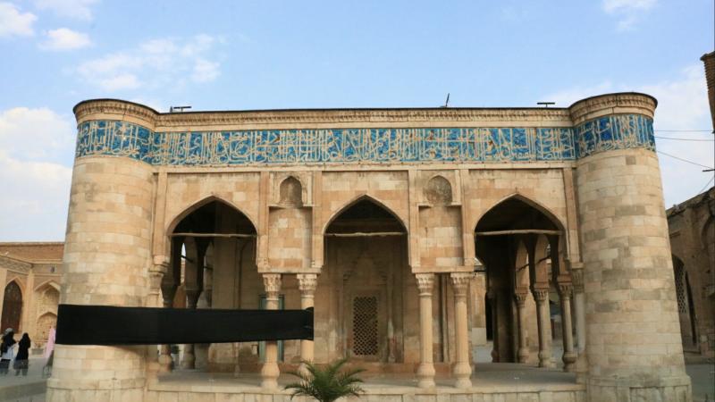 atigh mosque