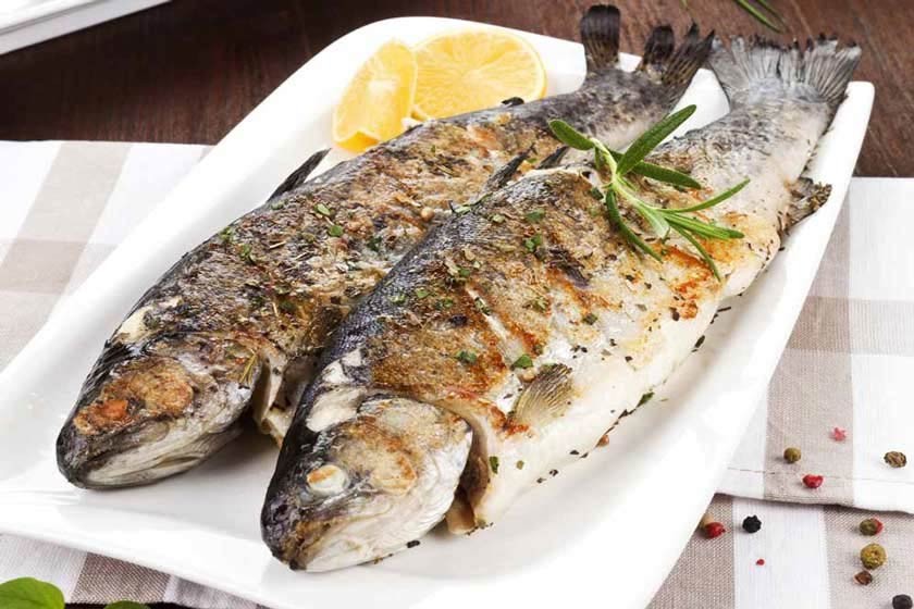 Best Local Food in Qeshm grilled fish