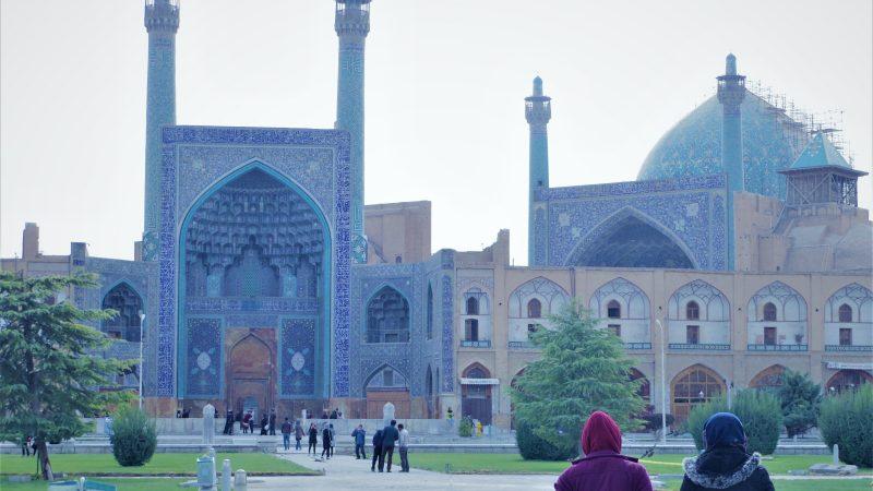 Naghshe Jahan Square, Isfahan, Iran