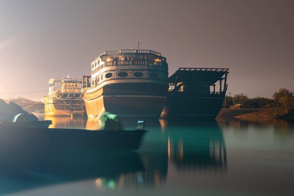 why visit Qeshm? Laft Historic Port