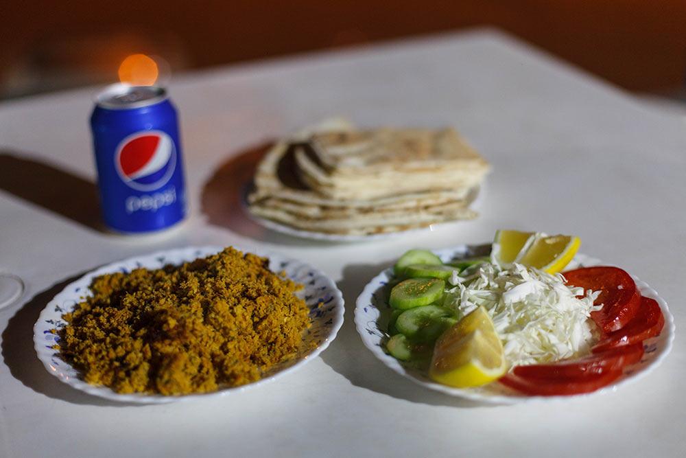 Khaleh Qeshm Restaurant