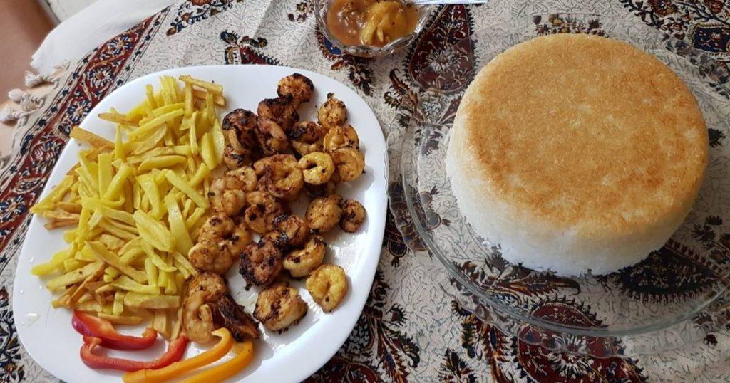 Alvand Best Restaurants in Qeshm