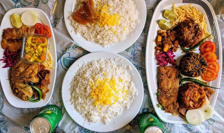 Naeem Qeshm Restaurant