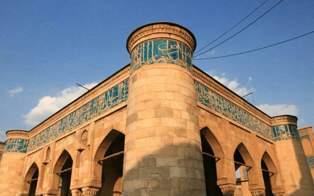 atigh mosque-shiraz