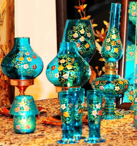 Souvenirs from Shiraz