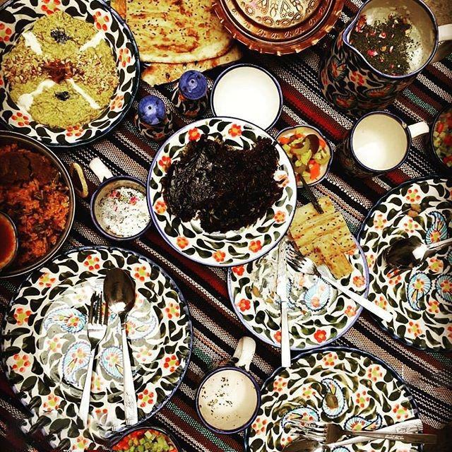 restaurants in Shiraz