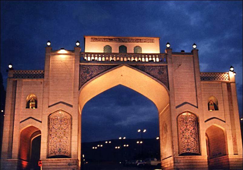 Shiraz nightlife