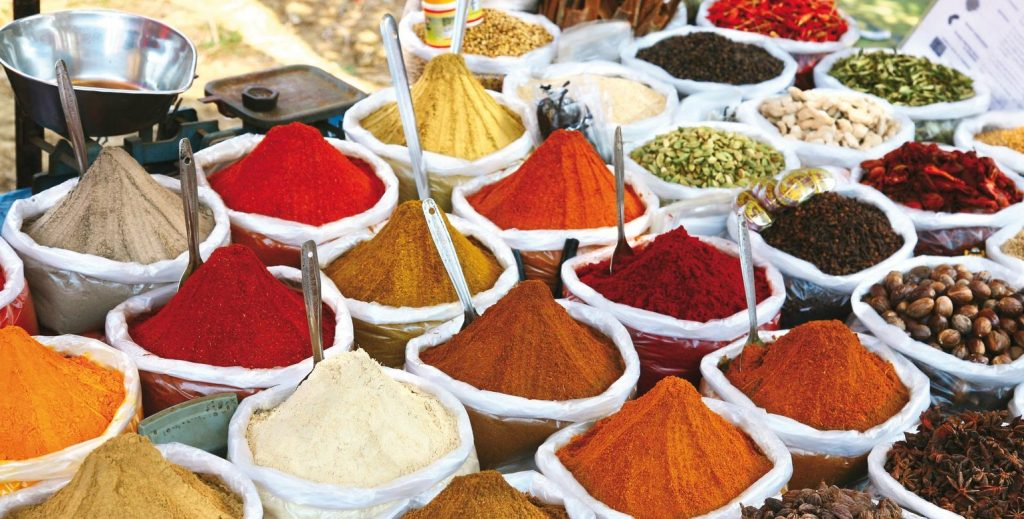 Souvenirs From Qeshm Spices