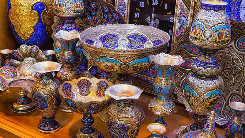 Souvenirs from Shiraz