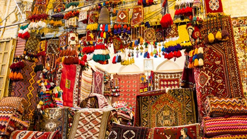 Shopping In Shiraz