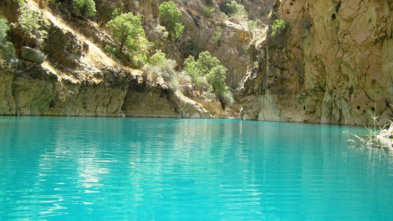 Natural Attractions in Shiraz