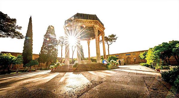 Budget Travelers in Shiraz