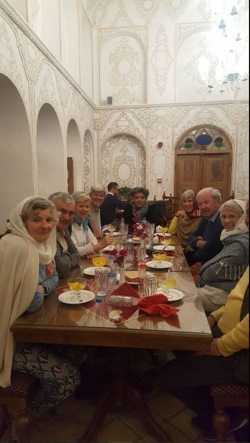 restaurants in Isfahan