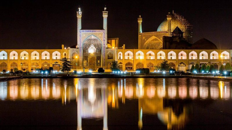 Isfahan nightlife
