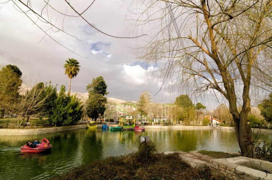 Parks in Shiraz