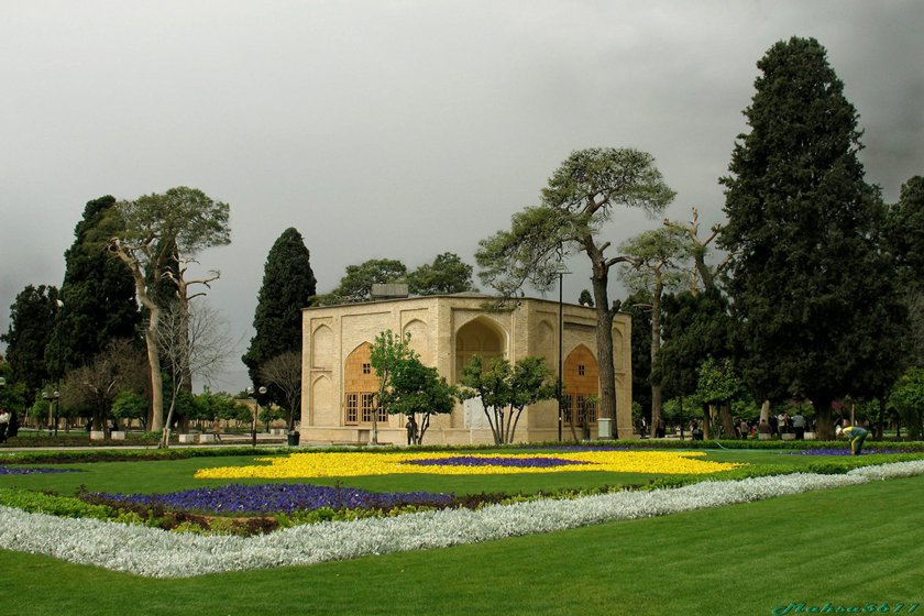 gardens in Shiraz