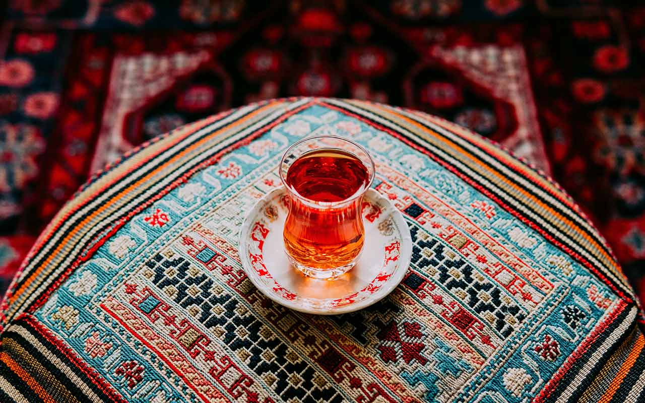 My Lovely Persian Rug