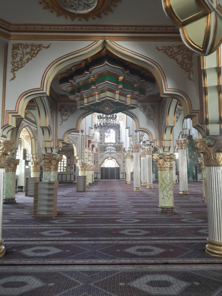 Shafeie Mosque Kermanshah