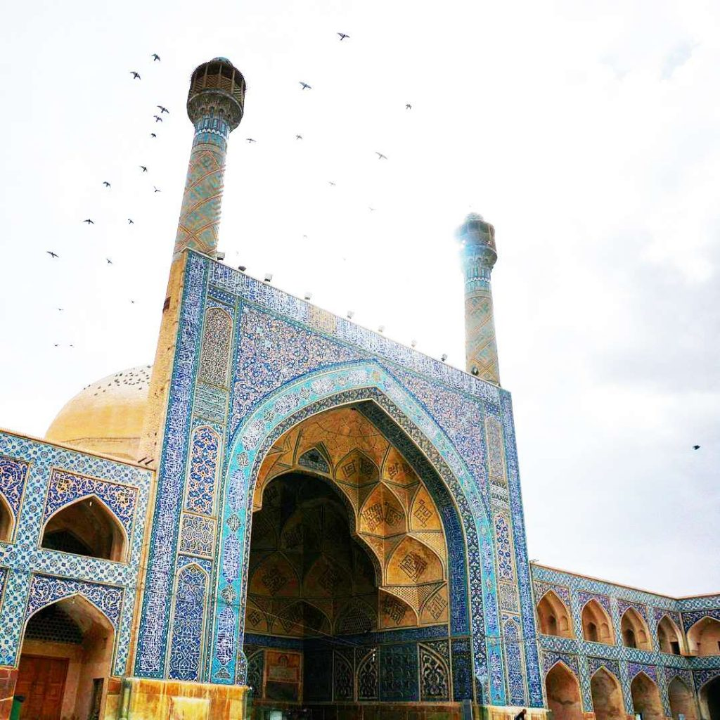 Mosques in Isfahan