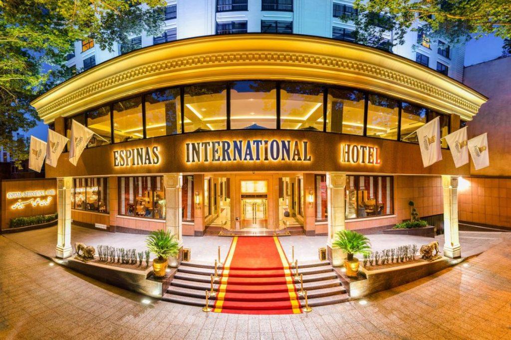 hotels in Tehran