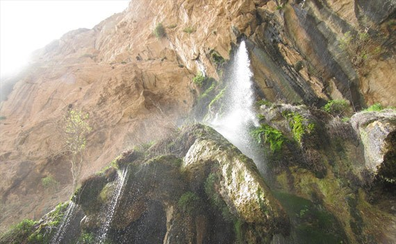 Natural Attractions of Isfahan