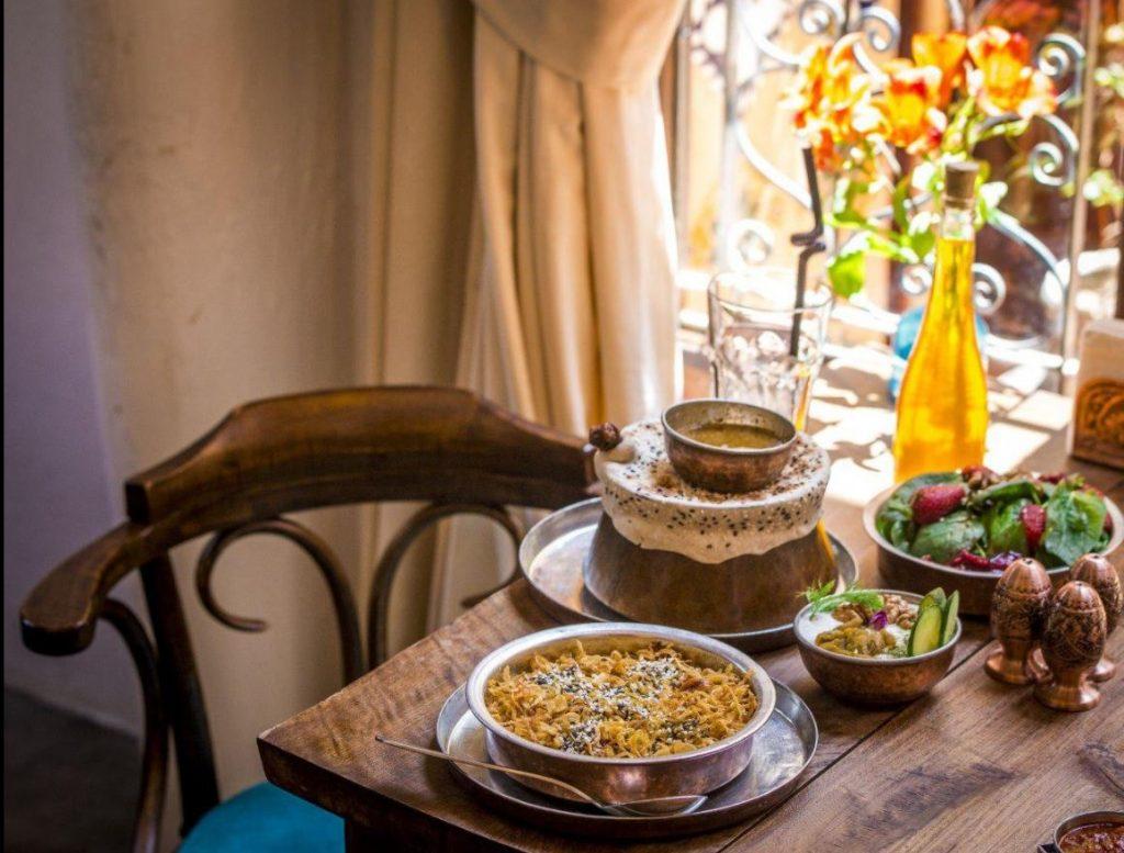 eat in Tehran