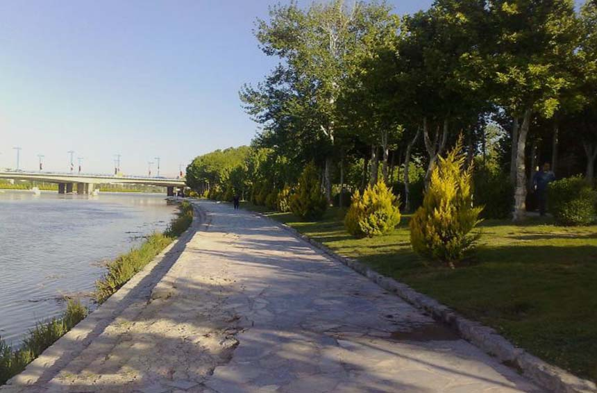 Parks in Isfahan
