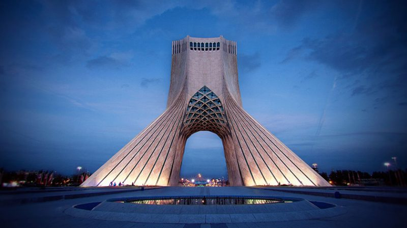 Azadi Tower Iran, Tehran