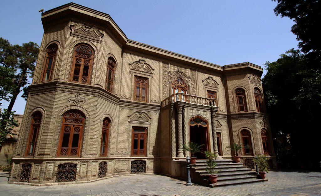 Landmarks in Tehran
