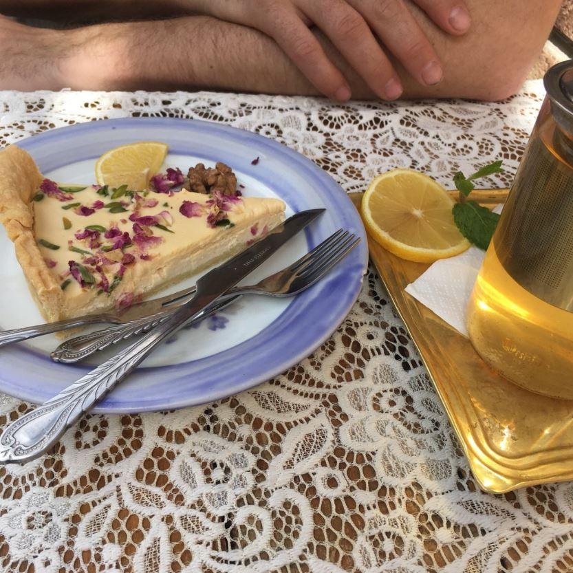 Cafes in Tehran