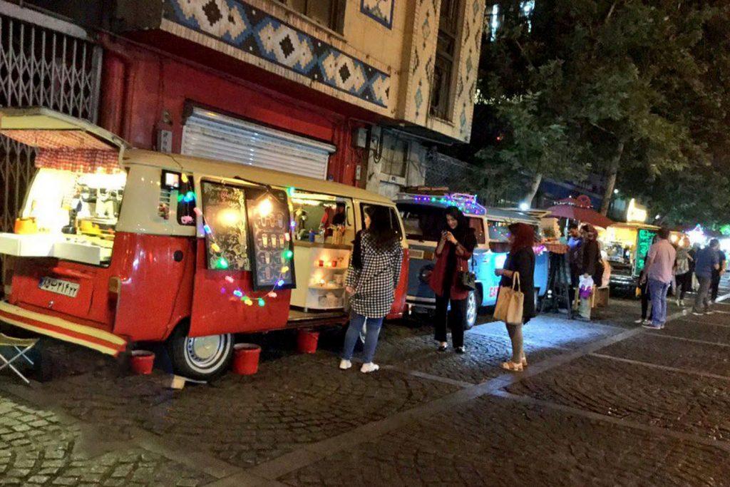 Tehran nightlife