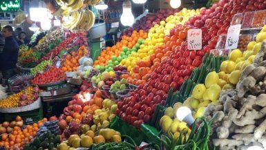 Shopping in Tehran