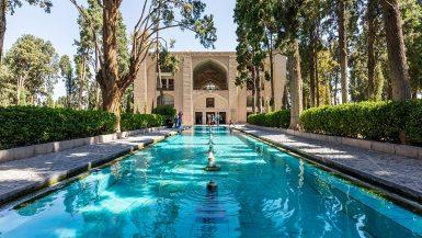 Gardens in Kashan