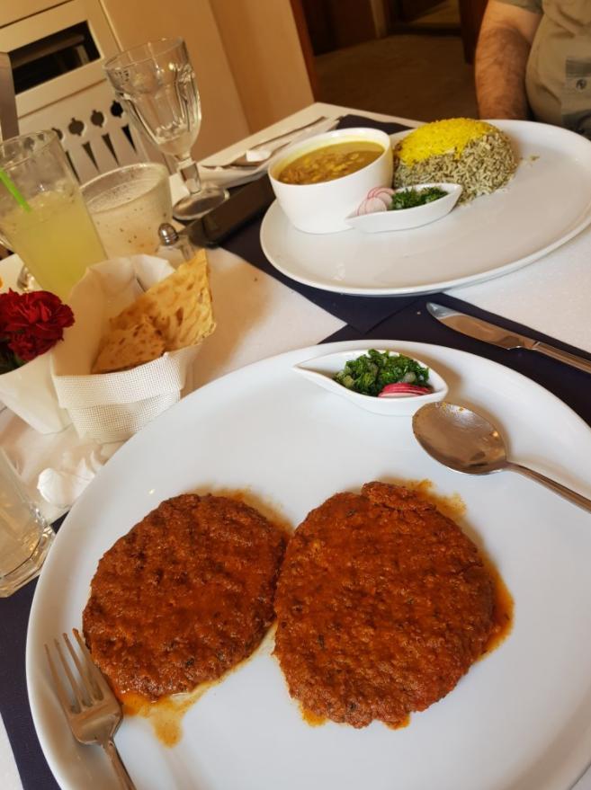 restaurants in Kashan