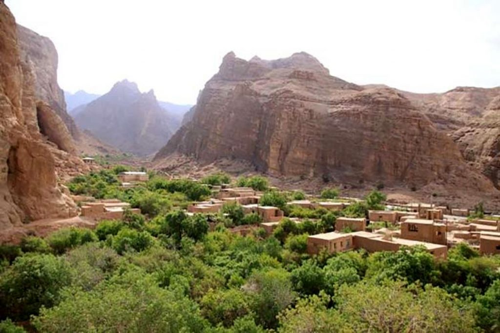 natural attractions of Yazd