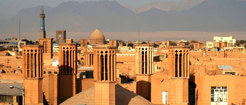 Yazd tourist attractions