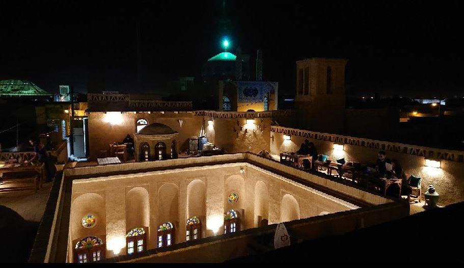 Café in Yazd