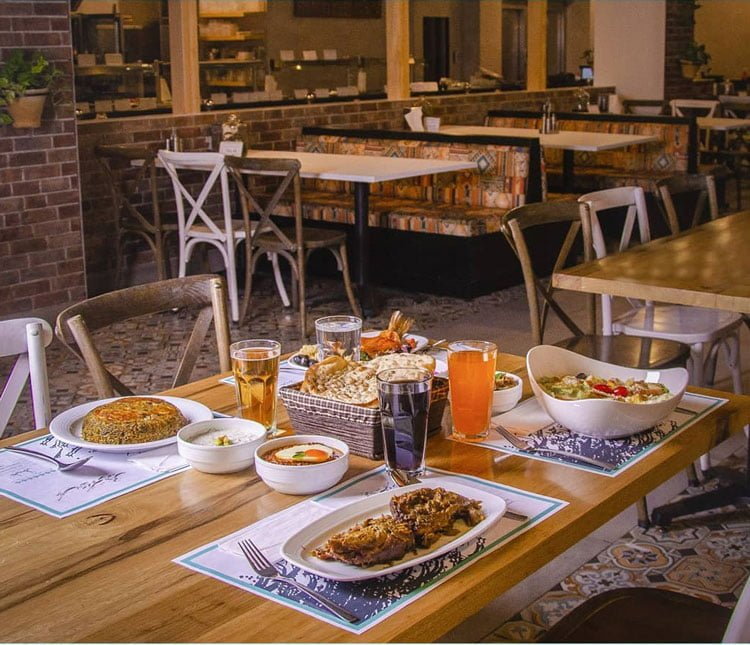 restaurants in Yazd
