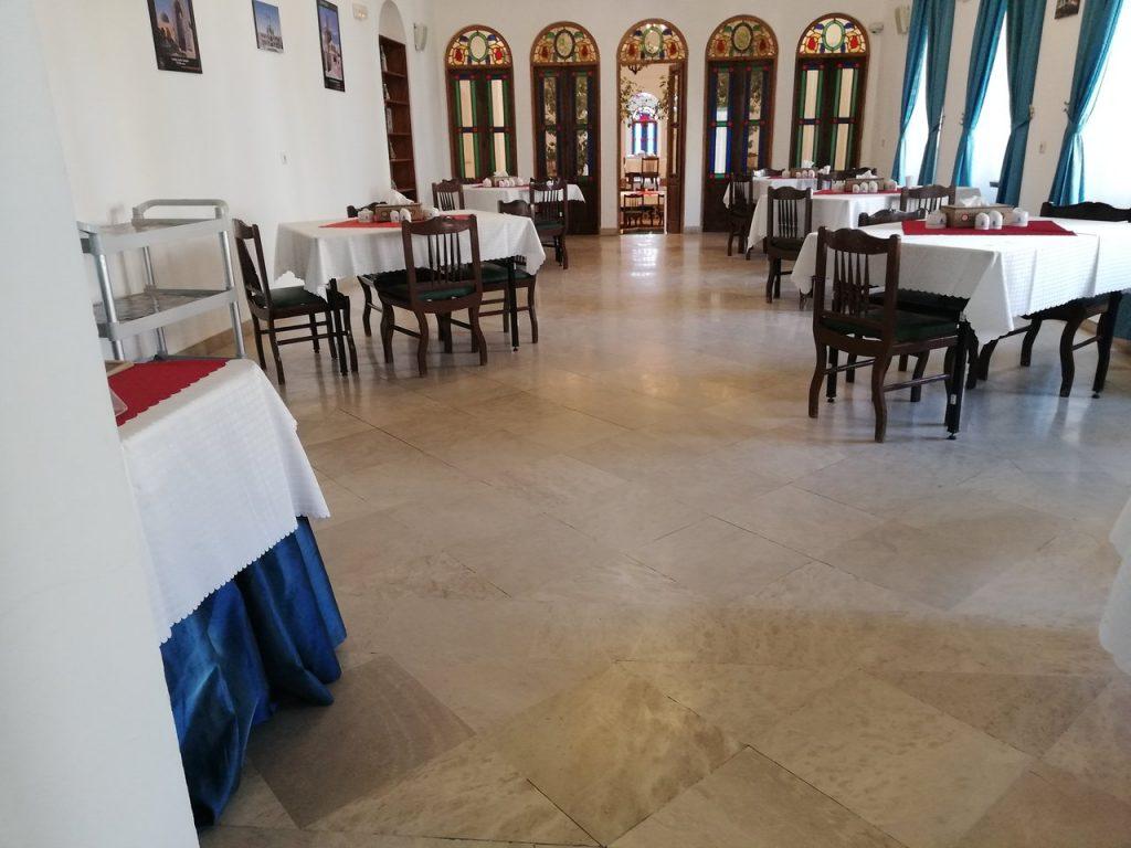 restaurants in Yazd