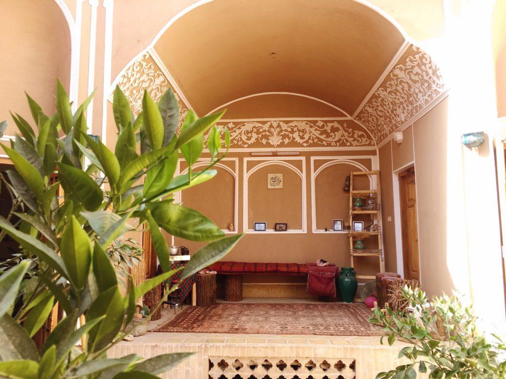 hotels in Yazd