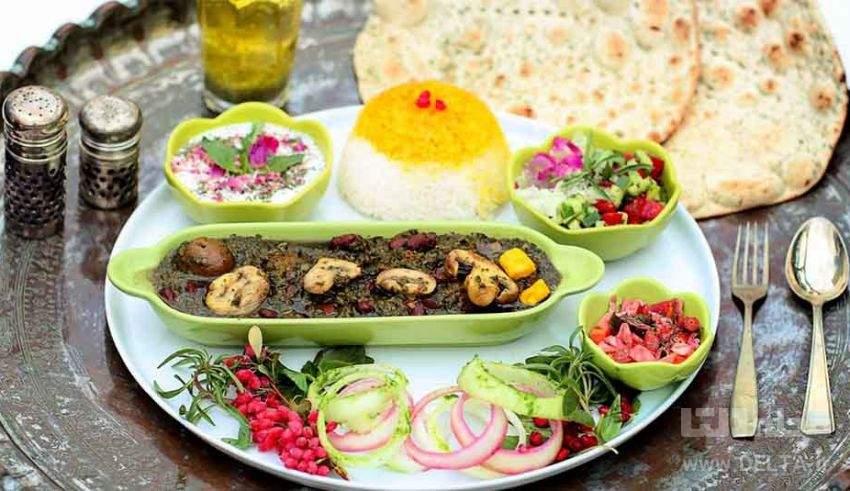 The Best Vegetarian Restaurant in Tehran