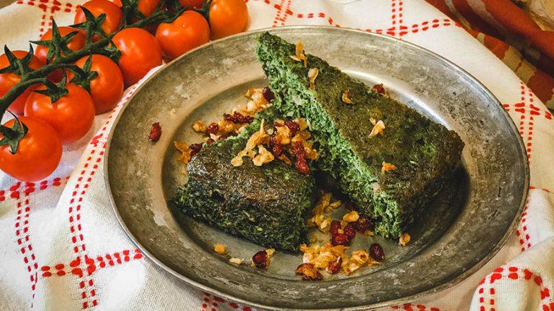 persian-vegan-dish-kookoo-sabzi