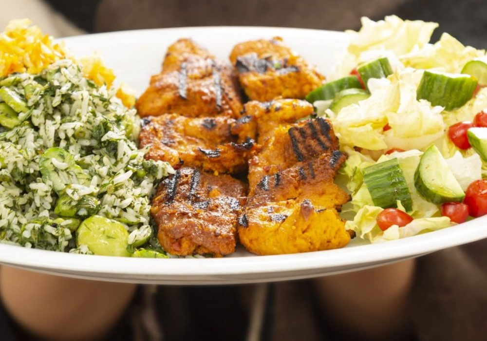 Best vegan restaurant in Tehran