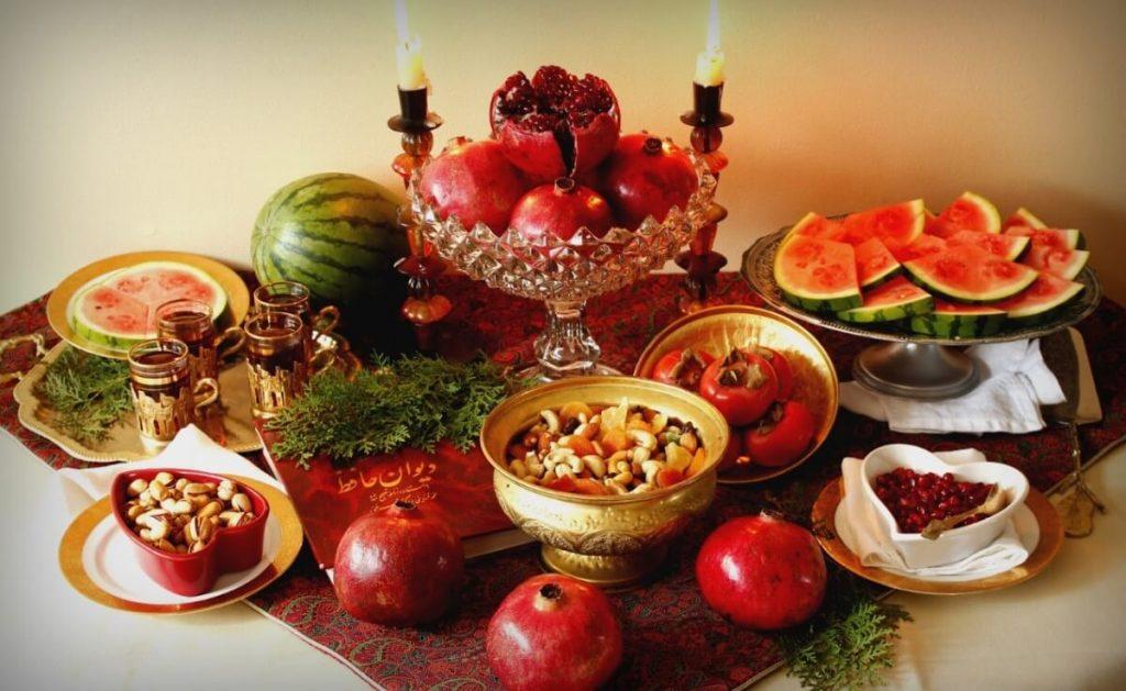 Yalda Night Table