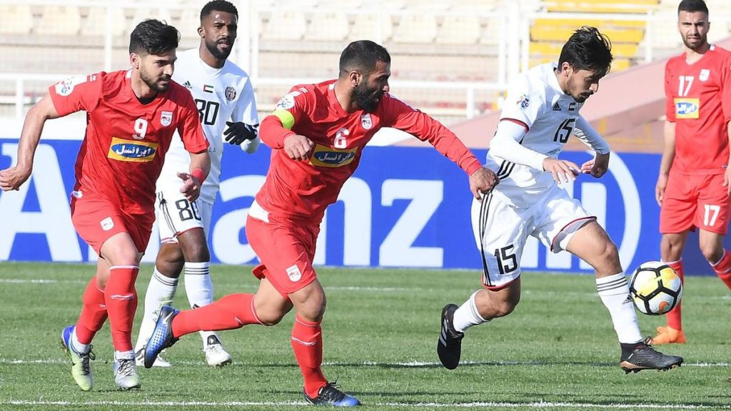 Tractor Tabriz, among the best football teams in Iran